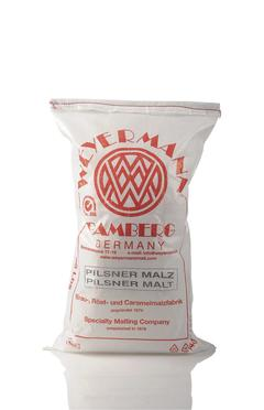 Certified organic Pilsner Malt, whole, 25 kg