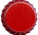 29 mm röda kapsyler, 100 st