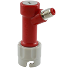 "Threaded pin lock disconnect - 1/4"" MFL - gas"