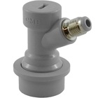 "Threaded ball lock disconnect - 1/4"" MFL - gas"