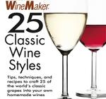 WineMaker Special Issue '25 Classic Wine Styles'