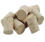 conical cork 22/17 mm, 10 pcs