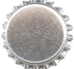 silverfärgade kapsyler, 250 st