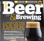 Craft Beer & Brewing: A Light In The Dark (Apr-May 2016)