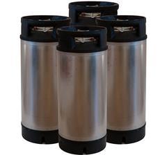 corneliusfat, beg, 18 liter (bajonettfattning) 4 st