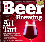 Craft Beer & Brewing: The Art of Tart (Oct-Nov 2016)