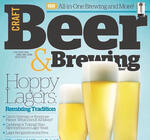 Craft Beer & Brewing: Hoppy Lagers (Aug-Sept 2016)