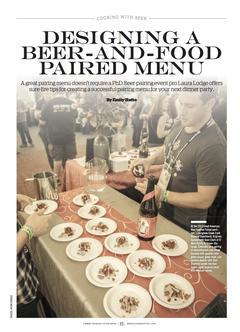 Craft Beer & Brewing: Cooking With Beer 2015