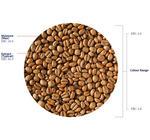 Torrefied Wheat (Crisp), hel, 25 kg