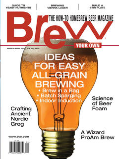 Brew Your Own, March/April 2014