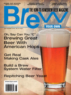 Brew Your Own, July/August 2012