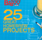 BYO temanummer '25 Great Homebrew Projects'