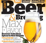 Craft Beer & Brewing: Max Flavor (Oct-Nov 2017)
