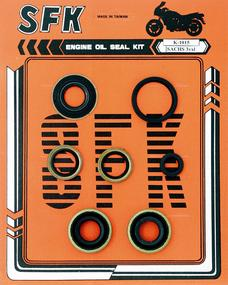 Engine oil seal kit, 3 gear pedal
