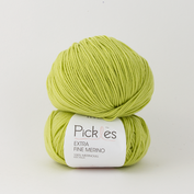 Pickles Extra Fine Merino - Lime