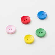 Wooden buttons - mixed candy