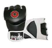 Topten MMA Fight Evo-Flexx Gloves, Black/White