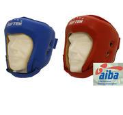 AIBA Topten Huvudskydd Läder