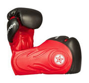 Topten Boxingglove Hero, Red/Black 12 and 16 oz