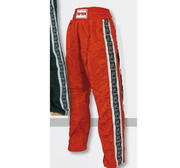Topten trouser Wako, Red X-Large