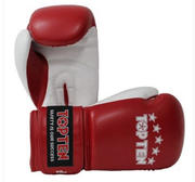Topten Boxingglove NB II, red 10-14 oz