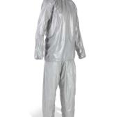 Bytomic Sweatsuit, Silver  One Size