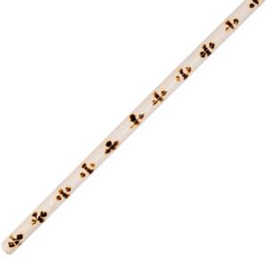 Escrima Pinch Cross White Wax 66 cm