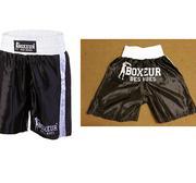 Boxeurs Des Rues Boxshorts Black
