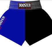Booster Thaishorts Plain, X-Large