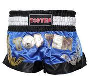 Topten Thaiboxingshorts Pro, Blue