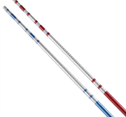 Bytomic Taped Chrome Competition Training Staff, 152 cm