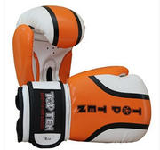 Topten Boxingglove Rallye Orange, 10-16 oz