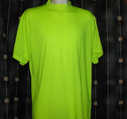 Grizzly T-shirt, Neon-gul Large