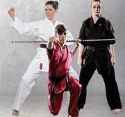 Hayashi Kirin Karate Gi White
