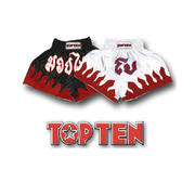 Topten Thaiboxingshorts Fire