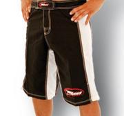 Twins MMA trunks, Black/White