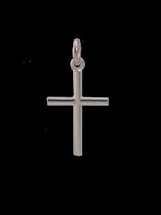 Ebba Dohnas kors silver