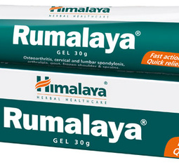 Rumalaya (Himalaya muscle & joint rub)
