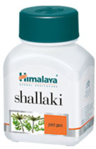 Boswellia - kapslar Shallaki