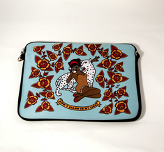 """Don´t stand in my way, 13"""" laptop sleeves"""
