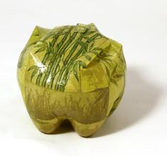 Klikbox green bamboo