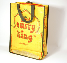 Give it bag shopping Curry King