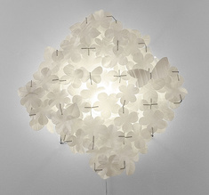 Heath Nash - Wallpanel, white