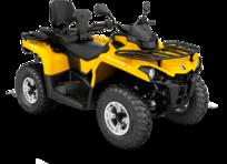Outlander MAX DPS 450 Traktor