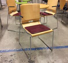Konferensstolar Blå Station, Chair 69
