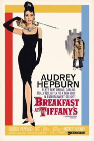 Poster: Breakfast at Tiffanys
