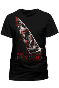 American Psycho (Bloody Knife) T-Shirt (S)
