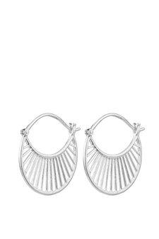 Pernille Corydon - Daylight Earring Silver
