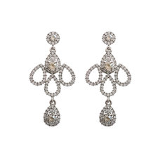 Lily and Rose - Isabell Earrings Crystal