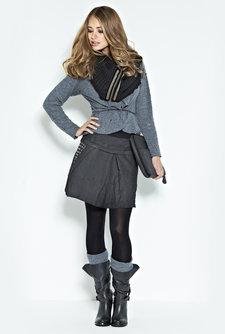 Nü - Skirt Grey